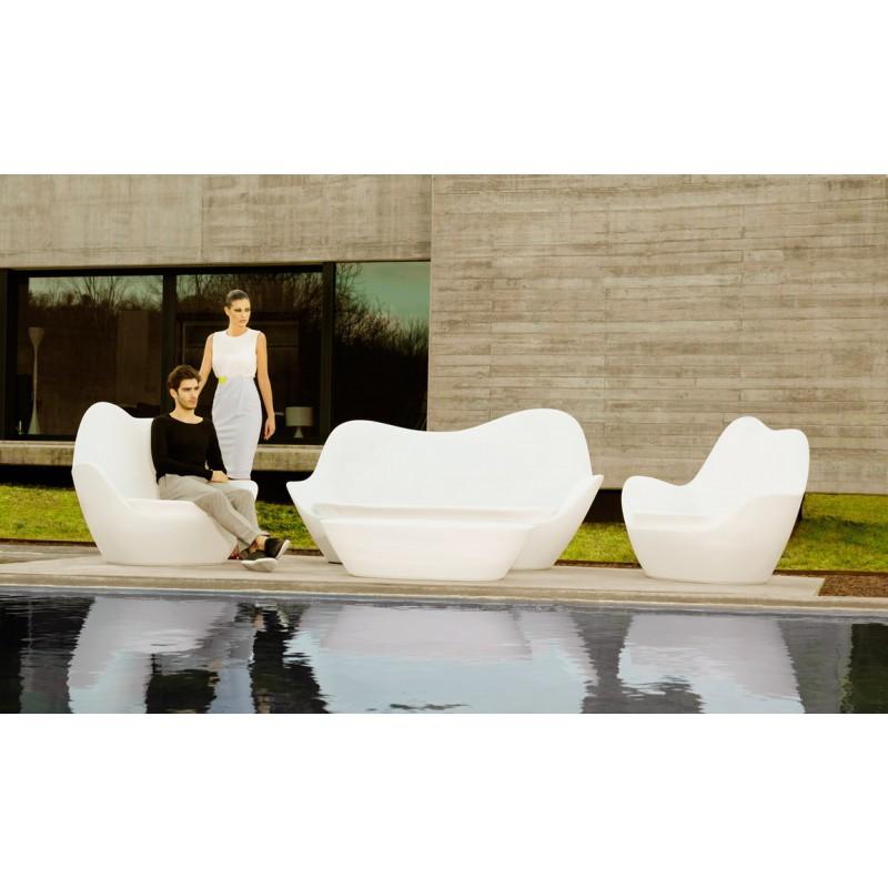 Vondom muebles sabinas muebles exterior exterior - Muebles de exterior de diseno ...