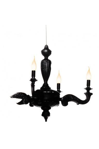 Smoke chandelier, Moooi