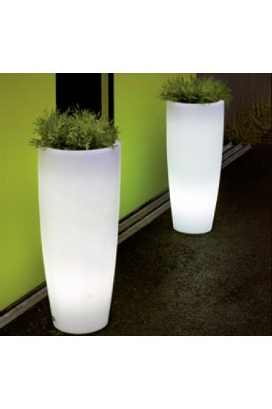 Flower pot Bambu light, New...
