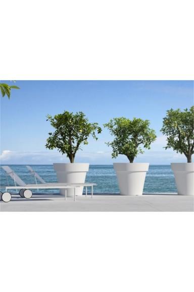 Flower pot, Magnolia 130...