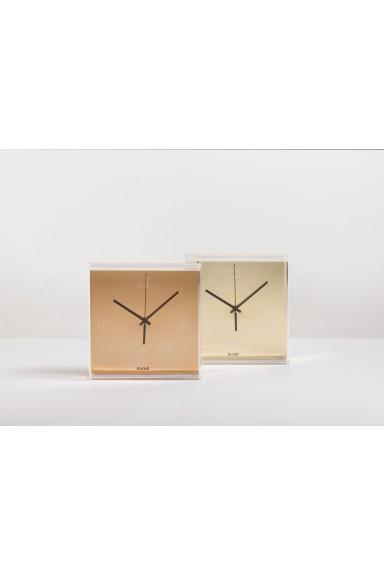 tic & tac, kartell- reloj