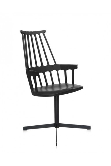 comback chair-kartell giratory