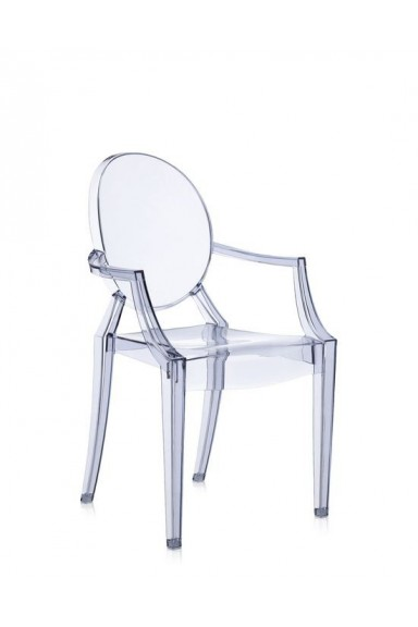 louis ghost, kartell, color