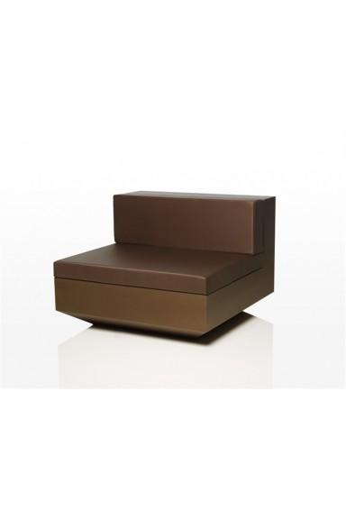 sofá vela módulo central