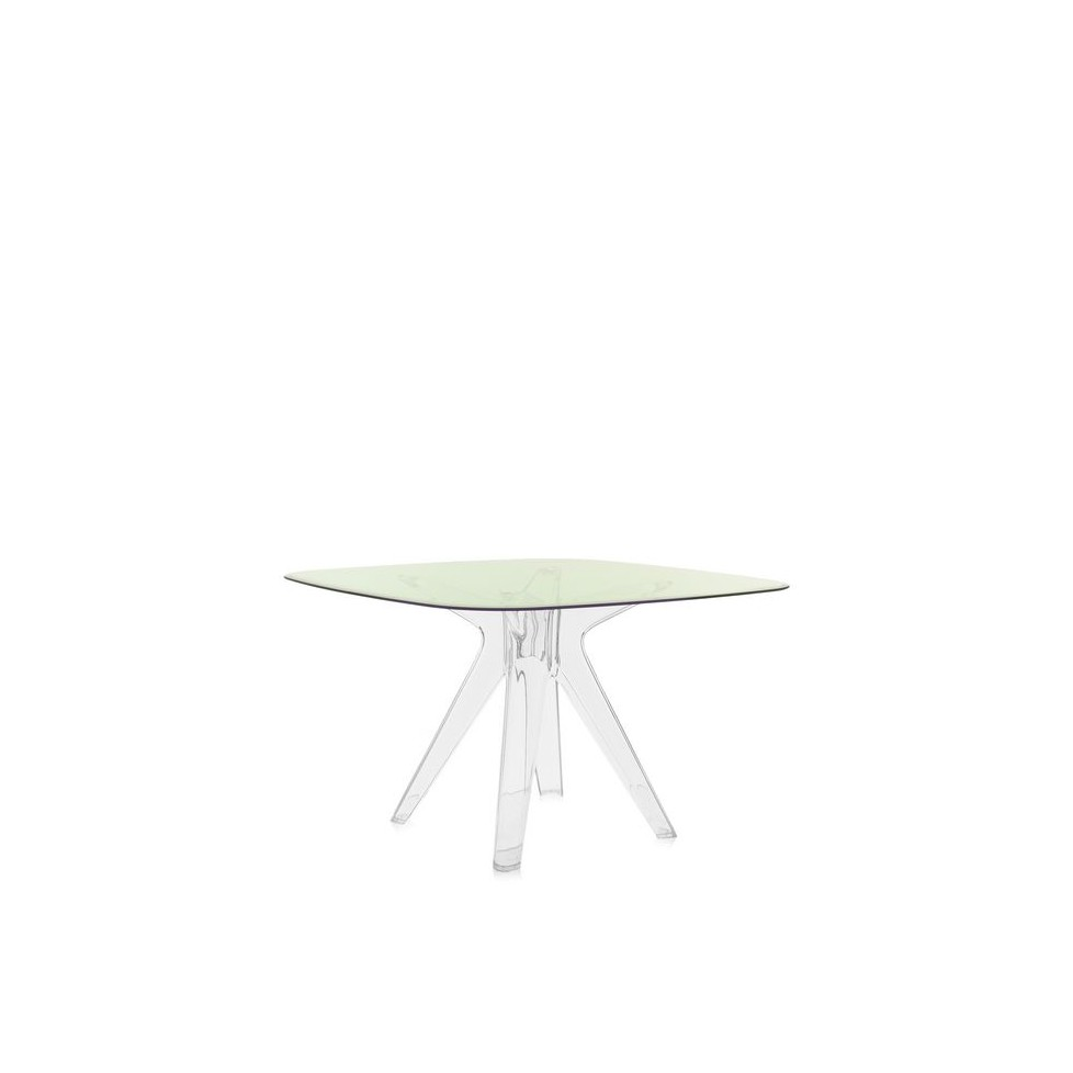 Kartell Tables Square Table Sir Gio Philippe Starck Kartell With