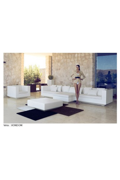 sofa vela módulo chaiselongue
