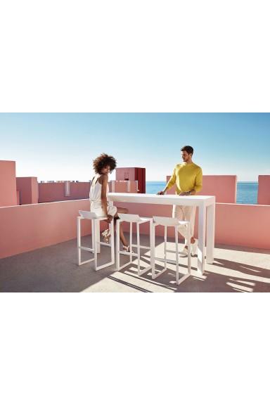 FRAME aluminum high table...