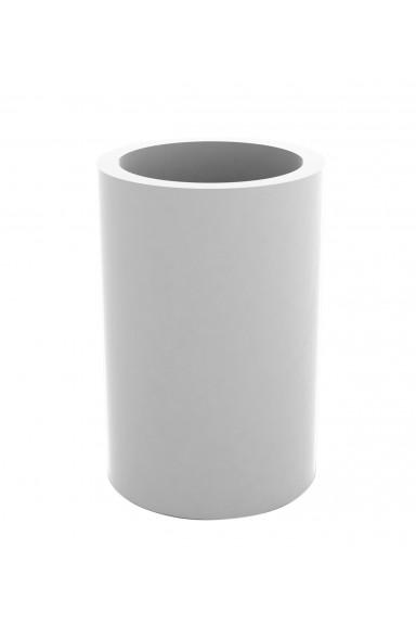 Vondom High Lacquered Cylinder- Vondom Planters- High Lacquer Cylinder Planter